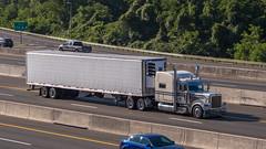 Peterbilt 389 (NoVa Transportation Photos) Tags: peterbilt 389 cap trucking altamonte springs florida