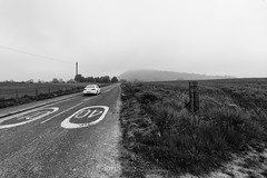 Missing (ibriphotos) Tags: morning wallacemonument commute cambuskenneth mist fog stirling ladysneukroad cycling cycle