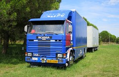 Scania 142 H (samestorici) Tags: camionstoricodellegiostre autocarrospettacoliviaggianti lunapark oldtimertruck autocarrodepoca weinleselkw oldtrucks vintagetruck