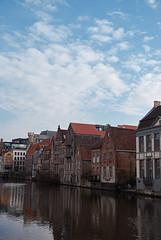Gante (Honey Bfly) Tags: nikond60 belgica belgium gante gent flandes ghent