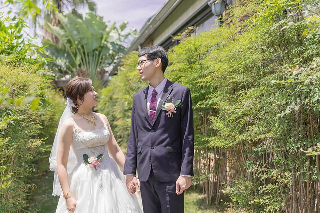 台南婚攝 大成庭園餐廳 紅樓 (73)