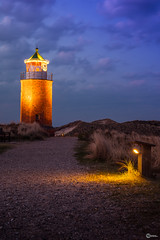 Weg zum Kampener Quermarkenfeuer (visiological) Tags: kampen leuchtturm sylt lighthouse kampensylt schleswigholstein deutschland de