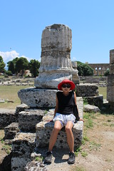 IMG_4942 Paestum (drayy) Tags: paestum rome roman ancient magnagraecia temple town italy europe campania greek