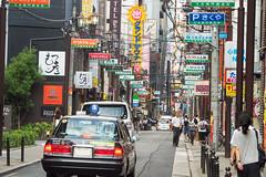 City of Osaka....Japan (geolis06) Tags: geolis06 asia asie japan japon 日本 2017 osaka olympus street rue building batiment