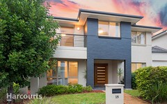 18 Dartford Street, Stanhope Gardens NSW