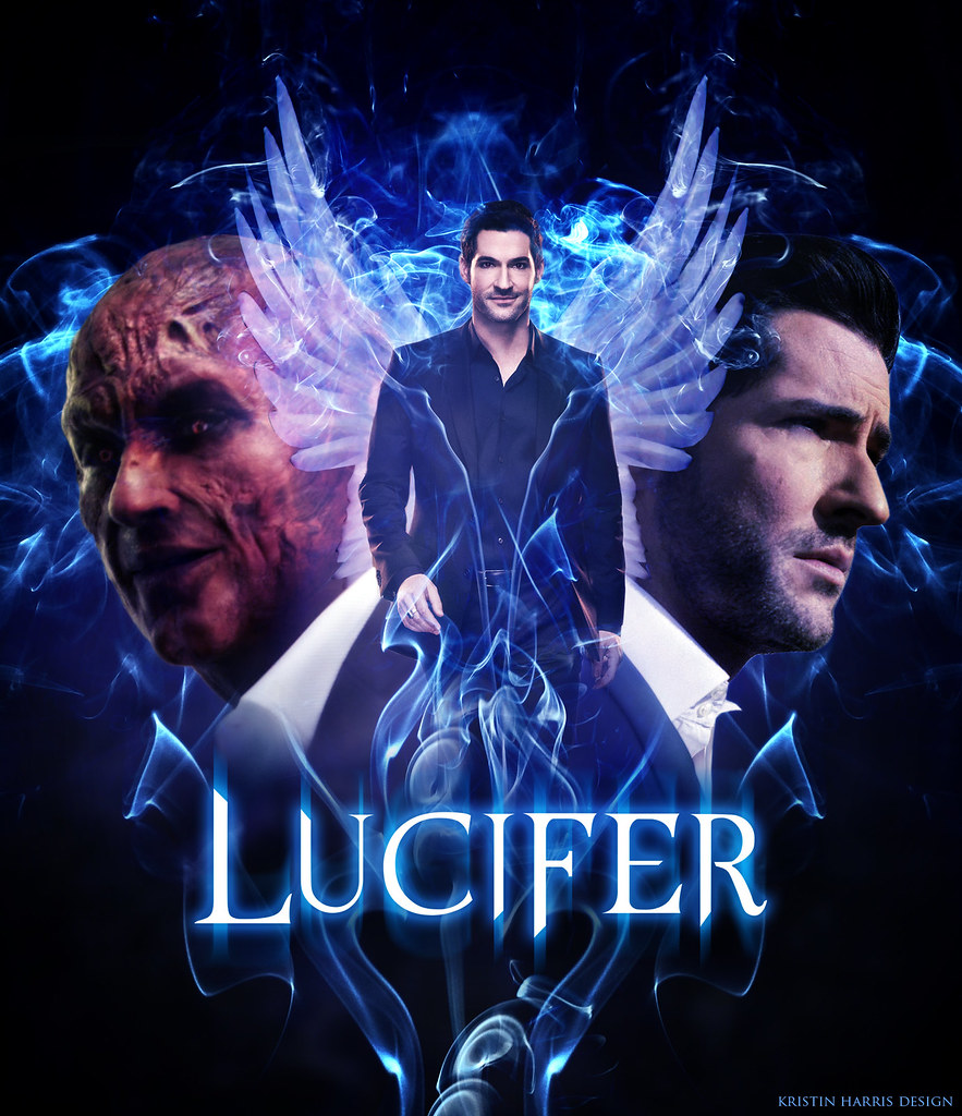 Lucifer Season 3 Tv Poster: The World's Most Recently Posted Photos By Kristin1228