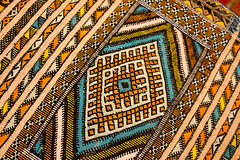 Medina Fabric (jarhtmd) Tags: africa morocco marrakesh color canon eos70d abstract detail diagonal pattern