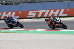 "SBK Misano 2018 • <a style=""font-size:0.8em;"" href=""http://www.flickr.com/photos/144994865@N06/41578036020/"" target=""_blank"">View on Flickr</a>"