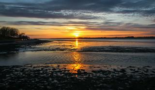 Caernarfon Sunset