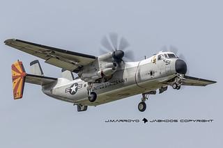 GRUMMAN C-2A GREYHOUND