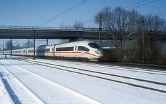 403 029  Nannhofen  15.02.03 (w. + h. brutzer) Tags: nannhofen eisenbahn eisenbahnen train trains deutschland germany ice railway zug db 403 webru analog nikon triebzug triebzüge