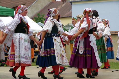 21.7.18 Jindrichuv Hradec 4 Folklore Festival in the Garden 010