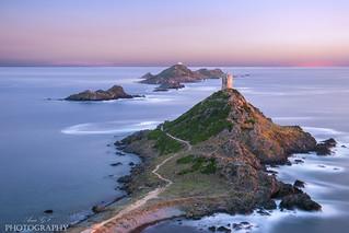 Magnifiques Iles sanguinaires, Corse