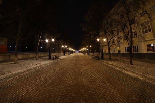 2014-11-18 Улица Ленина ©  RusXD