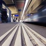 Motion at the platform thumbnail
