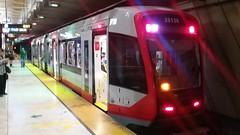 (sftrajan) Tags: muni metro siemens train 2018 new transit subway sanfrancisco