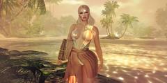 All that glitters (Victoria Konnor James) Tags: maitreya catwa aviglam insol alaskametro cae baiastice izzies beach doux