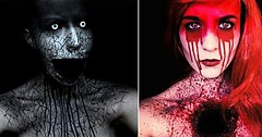 Halloween Makeup Looks (ineedhalloweenideas) Tags: ineedhalloweenideas halloween makeup make up ideas for 2017 happy night before christmas october 31 autumn fall spooky body paint art creepy scary pumpkin boo artist goth gothic