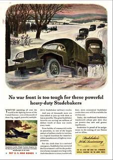 1943 Studebaker Military Trucks