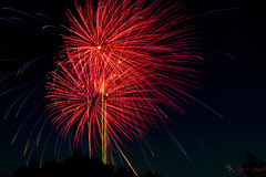 Longwood Fireworks! (Donald.Gallagher) Tags: fireworks greenwoodsquare horizontal longwood longwoodgardens northamerica pa pennsylvania public summer typecolor typelightroom typemanualfocus typeportrait typetelephoto usa