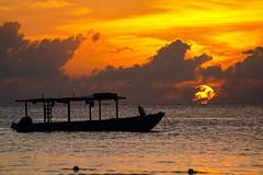 Glass Bottom Boat - Jamaica (Bernie Duhamel) Tags: glassbottomboat negril 7milebeach jamaica bernie duhamel beach sonyfe100400mm sonya9 greatphotographers teamsony ocean waves reflection water splash sunset sun sunshine clouds caribbean sea boat