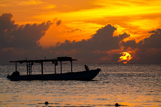 Glass Bottom Boat - Jamaica