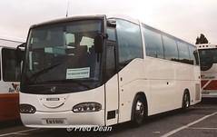 Bus Eireann SI65 (00D83702). (Fred Dean Jnr) Tags: broadstonedepotdublin broadstone buseireannbroadstonedepot october2003 scania irizar century si65 00d83702