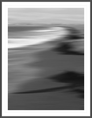 Bay View Napier (Klene Hilda) Tags: bayview icm blackandwhite monochrome beach