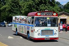 TDL 564K. (curly42) Tags: tdl564k bristolre ecw southernvectis mendipmulemotorbus bus transport opentopbus altonbusrally2018