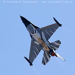 0945 Belgian F16 (photozone72) Tags: aviation airshows aircraft airshow yeovilton yeoviltonairday jets canon canon7dmk2 canon100400f4556lii 7dmk2 belgianairforce belgian f16