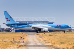 LIL - Boeing 737-8K5 (OO-JAQ) TUI Airlines Belgium (Aéro'Passion) Tags: aéropassion airport aircraft airlines aéroport atterrissage aviation avions repousse reverse canon natw 6d dolphin wave livery photography photos passage piste08 lille landing lfqq lesquin lil lillelesquin hangar winglets tui tuiairlinesbelgium oojaq msn35148 boeing b737 737 7378k5 b7378k5 named vision beauty