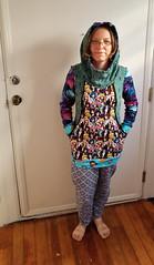 Sailor Moon hoodie (quinn.anya) Tags: hoodie jessi sewing sailormoon quinn