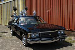 1974 Chevrolet Bel Air Station Wagon 6.5 V8 (rvandermaar) Tags: 1974 chevrolet bel air station wagon 65 v8 chevroletbelair belair chevy sidecode3 import 45yd83
