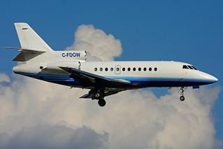 C-FDOW (Flightexec)
