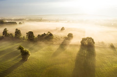 magical morning mood (Lena Held) Tags: bavaria germany upperpalatinate deutschland bayern oberpfalz travel reisen global world nature natural moody mood foogy fog misty mist summer dawn sunrise sunshine sunny sunlight daylight daydaily landscape scape land landschaft drone drones droneshots dronephotography dji mavic mavicair air sky clouds himme himmel wolken drohnen drohne