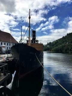 Oster -|- Old vessel