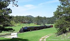 Prime View (GRNDMND) Tags: trains railroads blackhillscentral locomotive steam 2662t blackhills