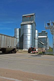 Atwood, Kansas Old Grain Elevators-Part 1.