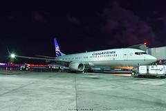 COPA Airlines HP-1856CMP (Boeing 737 Next Gen - MSN 44159) (RafaelBateraSSA) Tags: ssa sbsv nikon copa boeing planes avgeek salvador panamá vinci aeroporto bahia b737 b738
