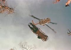 VIETNAM WAR HELICOPTER LIFT (ghostanddark2003) Tags: vnm