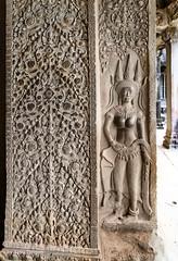 Angkor Wat Cambodia-79a (Yasu Torigoe) Tags: sony a99ii a99m2 sonyilca99m2 camboya cambodia angkor siem templo temple khmer architecture ancient ruins stonework siemreap history histoire building carving art surreal sculpture structure travel archeology thebestshot flickr best buddha buddhist hindu shiva devatas deity