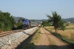 2044 007 (Drehstromkutscher) Tags: hz hrvatske željeznice eisenbahn zug 2044 class brzi railway railfanning railways railroad train trainspotting trains kroatien croatia