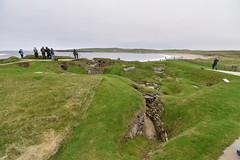 Skara Brae and the Bay of Skaill (PLawston) Tags: uk britain scotland orkney mainland skara brae neolithic village bay skaill