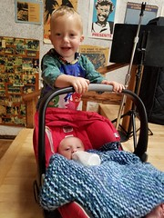 Rocking Eliza (quinn.anya) Tags: paul toddler eliza baby rocking bottle dancing soulsanctuary dance ashkenaz