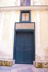 690 - Bastia église Sainte-Croix (paspog) Tags: bastia france corse corsica citadelle citadel mai may 2018 églisesaintecroix church kirche église