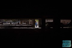 Week 30: Framing (bmurphy502) Tags: framing negativespace black negro garage urban
