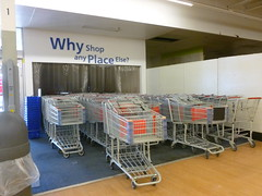 Why shop any place else? (50) (Ryan busman_49) Tags: kmart indianapolis in indiana retail discount superkmart super k