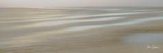 Early morning walk on the sands (Peter H 01) Tags: lowtide beach coast seascapes hayling icm walking morninglight sand fineart