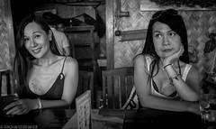 Laos, waiting (Rickard Brandt) Tags: waiting ladyboy