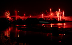 Fireworks (mwjw) Tags: fireworks fortwilderness magickingdom 4thofjuly 4th nikond850 nikon24120mm longexposure nightshot night disney disneyworld orlando florida mwjw markwalter